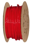 "RO 1/4"" O.D. RED Poly Tubing per foot"