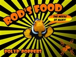 Rod's Polyp Poppers (Smaller - Yellow Egg) 2oz