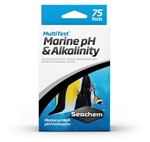 Seachem MultiTest Test Kit for pH & Alkalinity