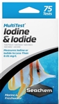 Seachem MultiTest for Iodine & Iodide
