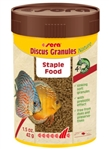Sera Discus Granules Staple Food 100mL