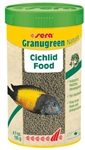 Sera Granugreen Nature - Cichlid Food 4.7 oz