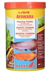 Sera Arowana Floating Pellets 1000mL