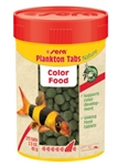Sera Plankton Tabs Nature - Color Food 100mL - 275 Tabs