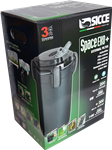 Sicce Space EKO 200 Canister Filter - 190 GPH