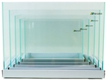 Aqua Japan 5 in 1 Rimless Ultra Clear Glass Tank Set