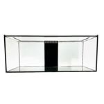 Aqua Japan Aquarium Reef PRO 120 Glass Tank, Stand, Sump 48 x 24 x 24
