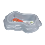 Zilla Durable Dish GRAY Small