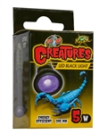Zoomed Creature Black Light
