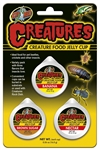 Zoomed Creature Food Jelly Cup 3 Pack