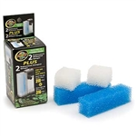 Zoo Med Combo Pack Replacement Sponges for 318 Filter