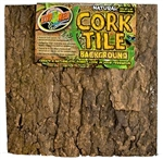 "Zoo Med Natural Cork Tile Bkgrnd (18""x18"") fits NT-3"