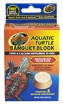 ZooMed Aquatic Turtle Banquet Block (x5 Value Pack)