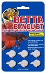 Zoomed Betta Banquet Block (6 Blocks per Card)