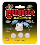 Zoomed Creatures Banquet Block 3pk