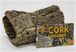 Zoo Med Natural Cork Rounds (Cork Bark) LG