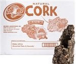 Natural Cork Rounds (Cork Bark) 15LB Bulk