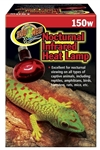 Zoo Med Red Infrared Heat Lamp 150W
