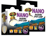 Zoomed Nano Basking Spot Lamp 25W