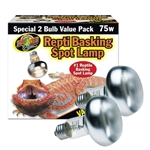 Basking Spot Value Pk 75W (2 pack)