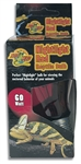 Zoo Med Nightlight Red Reptile Bulb 60W CSA Approved
