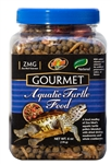 ZooMed Gourmet Aquatic Turtle Food 6 oz