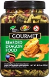 Zoo Med Gourmet Bearded Dragon Food 8.25 oz