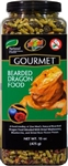 Zoo Med Gourmet Bearded Dragon Food 15 oz