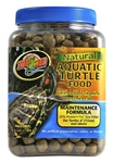 Zoomed Natural Aquatic Turtle Food - Maint Formula 45oz