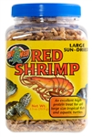 ZooMed Jumbo Red Shrimp (Sun Dried) 2.5 oz