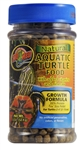 ZooMed Natural Aquatic Turtle Food-Growth Formula 1.5 oz