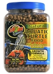 Zoomed Natural Aquatic Turtle Food - Growth Formula 7.5oz