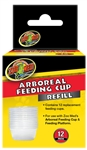Zoomed Arboreal Feeding Cup Refill 12pk