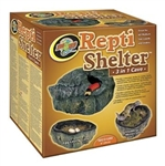 Zoo Med Repti Shelter 3 in 1 Cave LG
