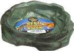 "Zoo Med Repti Rock Water Dish (6.5 x 5 x 1.5"") MED"