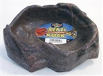 "Zoo Med Repti Rock Water Dish (12 x 8.5 x 3"") XLG"